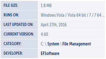 EF Multi File Renamer Download