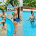 Actress Rosy Meurer shares steamy bikini photos