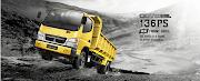 Colt Diesel 136 PS, Dump Truck Terbaik Untuk Memenuhi Kebutuhan Anda