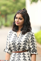 Swathi Reddy Looks super cute at London Babulu theatrical trailer launch ~  Exclusive 015.JPG