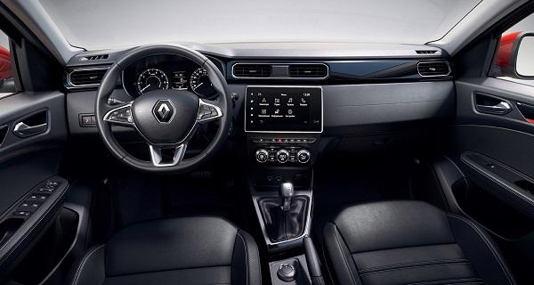 Interior Renault Arkana 2019