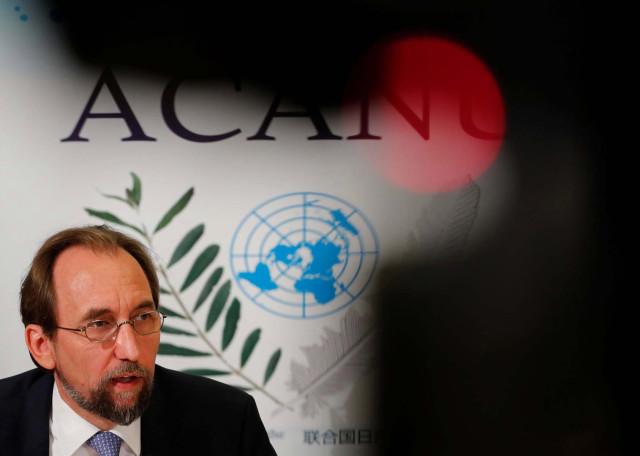 Presión regional a Venezuela tardó mucho en activarse, dice alto comisionado de la ONU