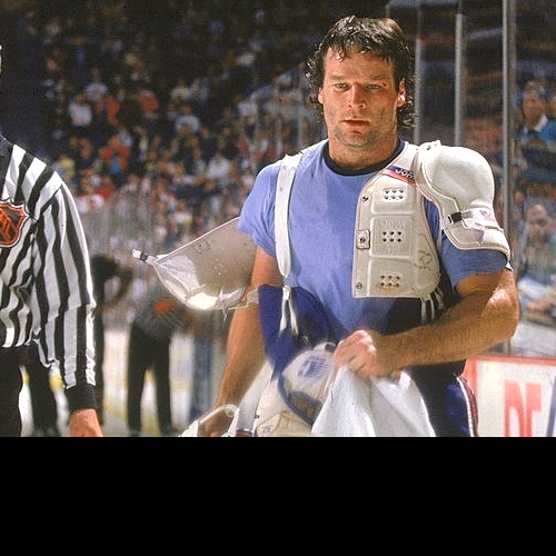 One-of-a-kind Dale Hunter is the only player in NHL history with the unique combination of 300 goals, 1,000 points, and 3,000 penalty minutes.