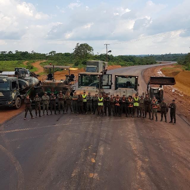 asfalto da br 163 no para, moro do morais, almeida, asfalto, Bolsonaro, governo bolsonaro, governo, ministro da infraestrutura, tarcisio