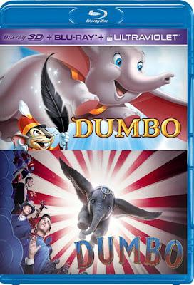 Dumbo SAGA BDRip HD 1080p Dual Latino