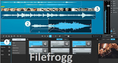 MAGIX Audio & Music Lab 2017 Premium Full