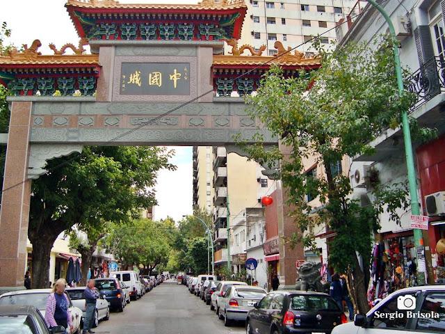 Barrio Chino de Belgrano - Chinatown de Buenos Aires