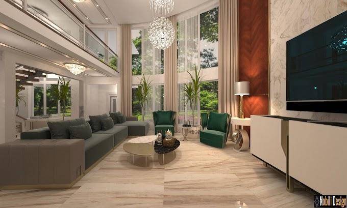 Un apartament de lux pe două niveluri