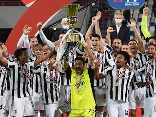 Juventus campeao coppa italia 2021