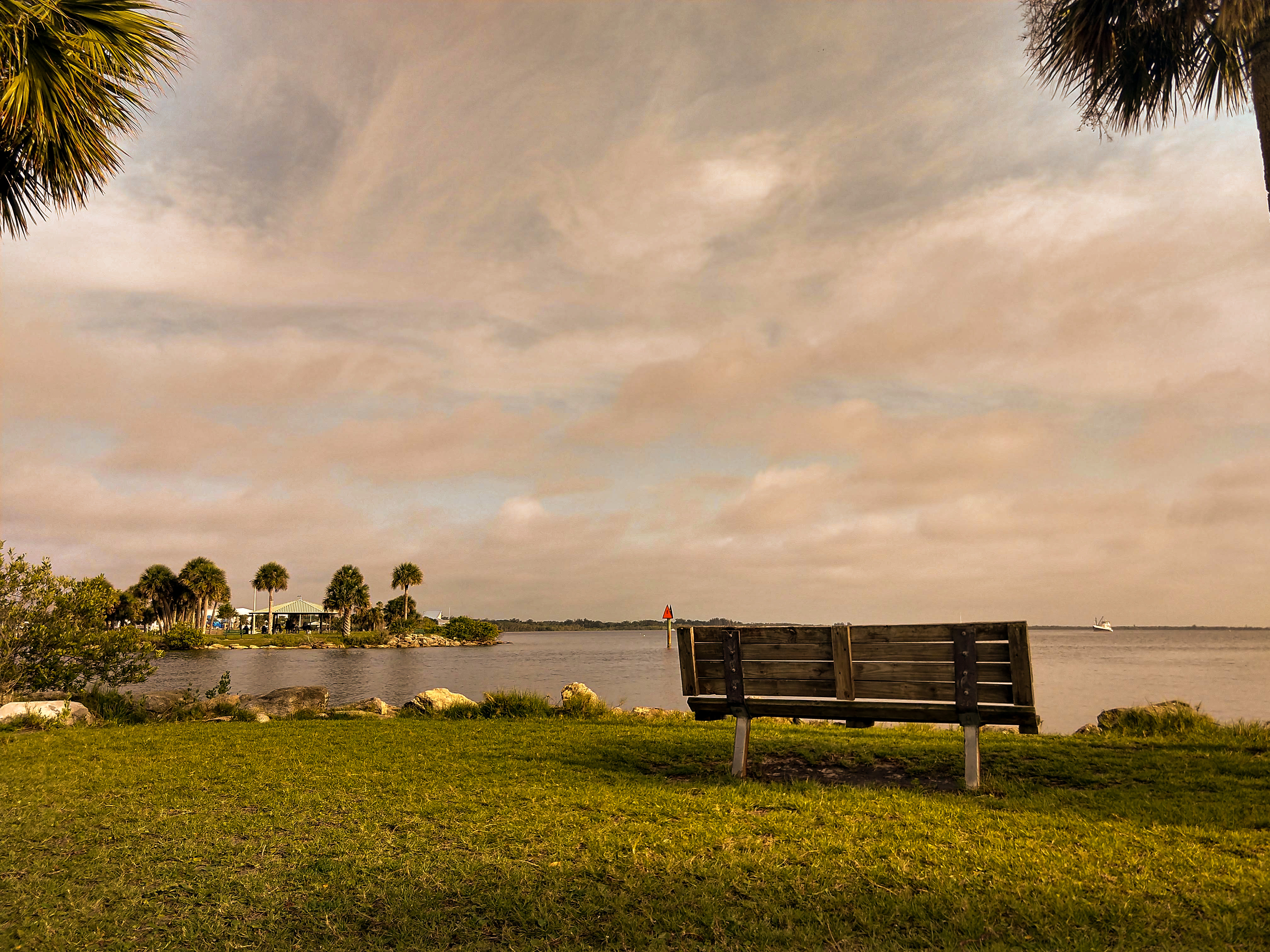 titusville, sand point park, indian river