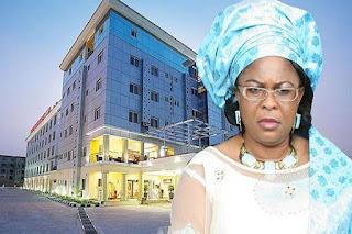 Patience Jonathan's Abuja hotel to become Coronavirus isolation center