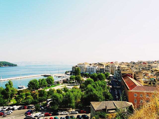 Stare Miasto Kerkira - Stara Twierdza