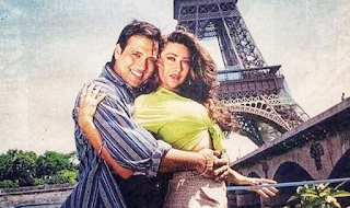 Karisma Kapoor was seen dancing with Govinda, the actress asked the fans - which film has this photo?