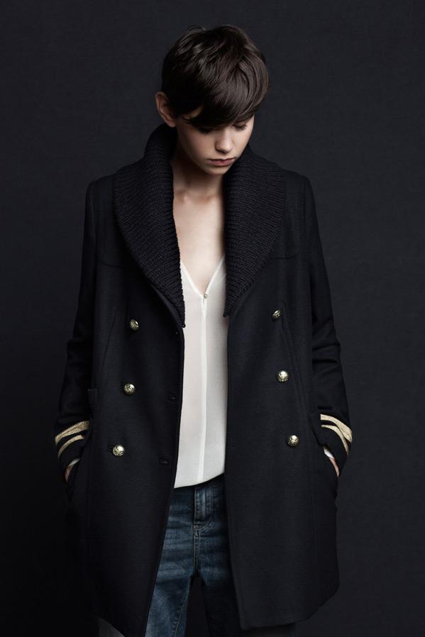 876dc328a6 Más Cada Ti Vestidos Zara Lookbook Noviembre De Trf 2012 Para rwr1qRxU