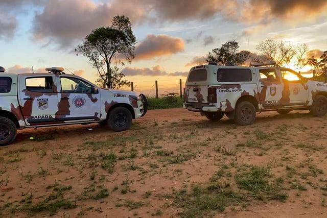 Tentativa de assalto a caminhão dos Correios termina com um preso e outro baleado na Bahia