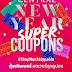 """Central New Year Super Coupons"" คุ้มเกินเบอร์ ลดเวอร์ทุกคูปอง 5 – 28 ม.ค. 64"