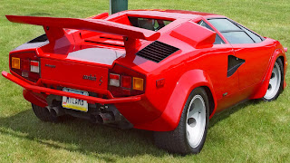 Dream Fantasy Cars-Lamborghini Countach