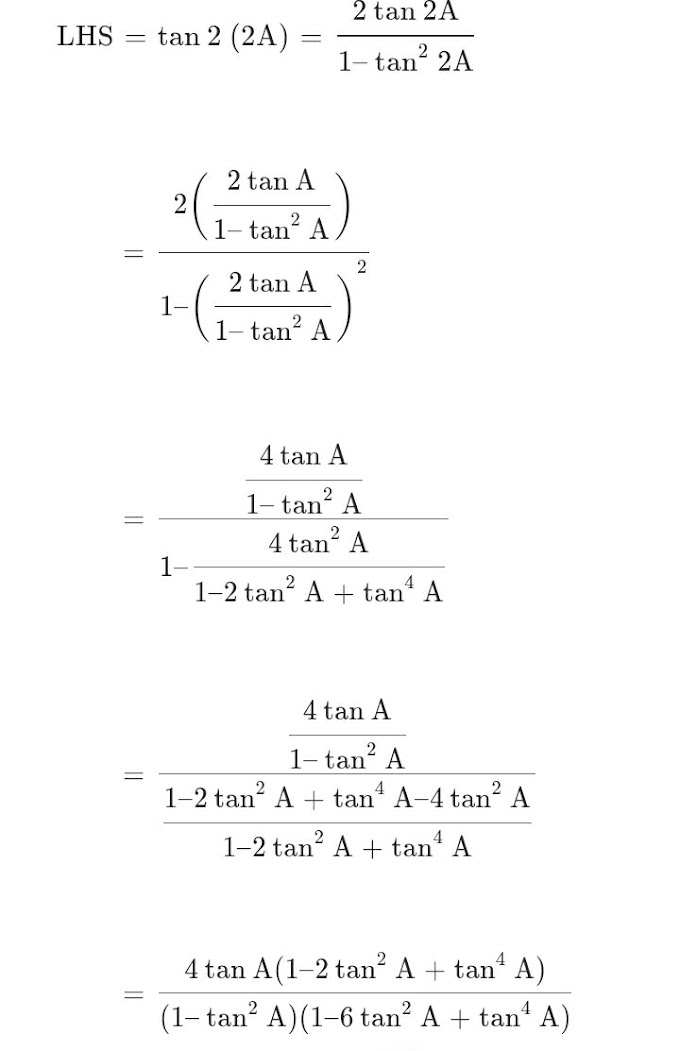 Questions of Multiple Angles of Trigonometry