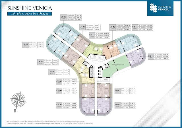 Mở bán dự án chung cư Sunshine Venicia quận 2 TP Hồ Chí Minh