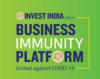 Invest India Business Immunity Platform