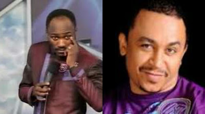 Apostle Johnson Suleman and Daddy Freeze