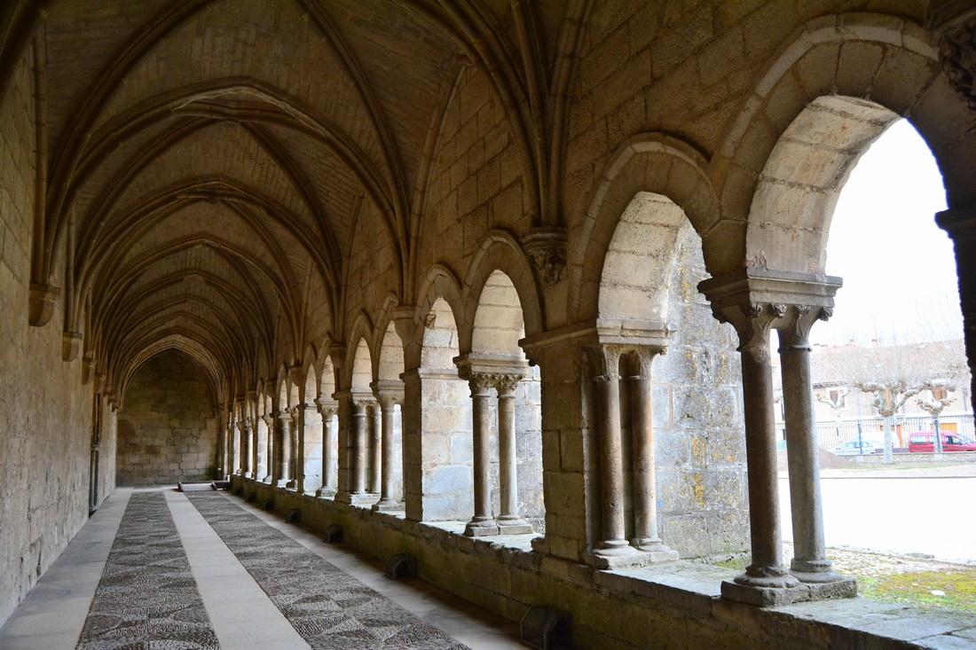 cloître San Fernando