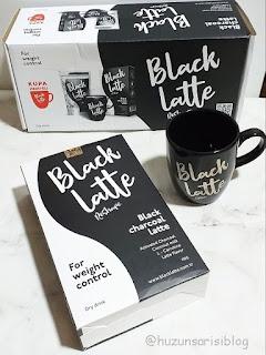 Black Latte Nedir