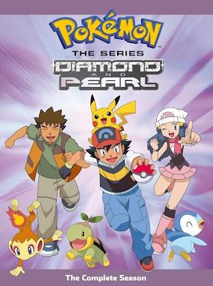 Pokemon Diamond and Pearl Sub Indo