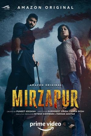 Mirzapur Season 2 Full Hindi Download 480p 720p All Episodes