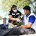 Prepara Protección Civil a alumnos del COBAT para atender emergencias