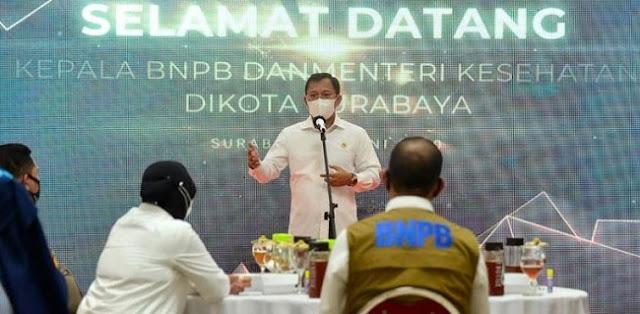 Soal Tambahan Alat Tes PCR Untuk Surabaya, Menkes: Bu Risma Tinggal Matur Saja