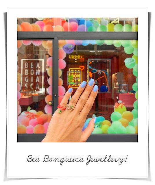 Bea Bongiasca Jewellery Instagram likes