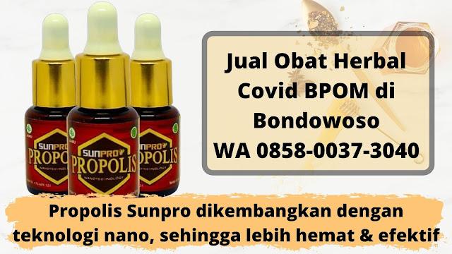 Jual Obat Herbal Covid BPOM di Bondowoso WA 0858-0037-3040