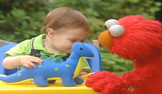 Elmo's World Dinosaurs Kids And Baby
