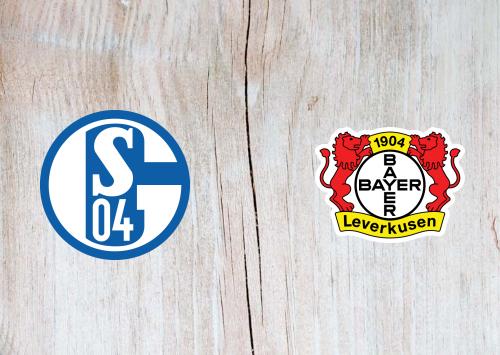 Schalke 04 vs Bayer Leverkusen -Highlights 06 December 2020