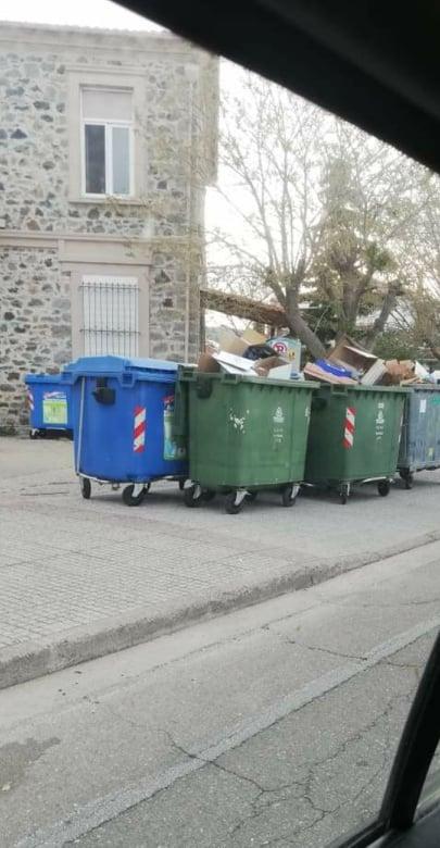 Σέλερο: Παράπονα κατοίκων για τα σκουπίδια