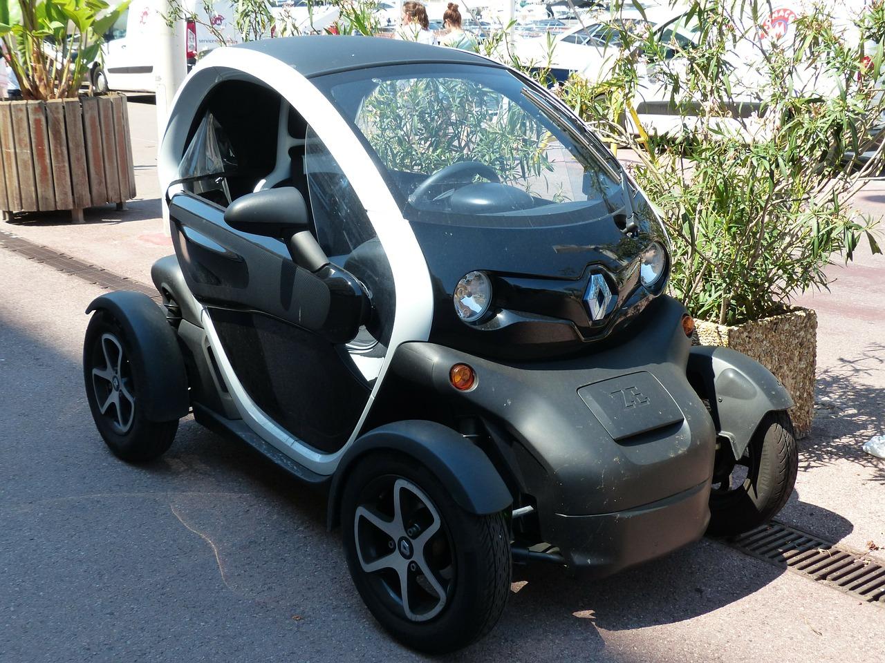 coches eléctricos de segunda mano Renault