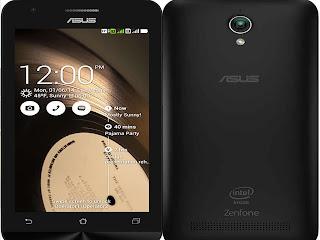 Harga dan Spesifikasi Handphone Asus Zenfone 4C - 8 Gb