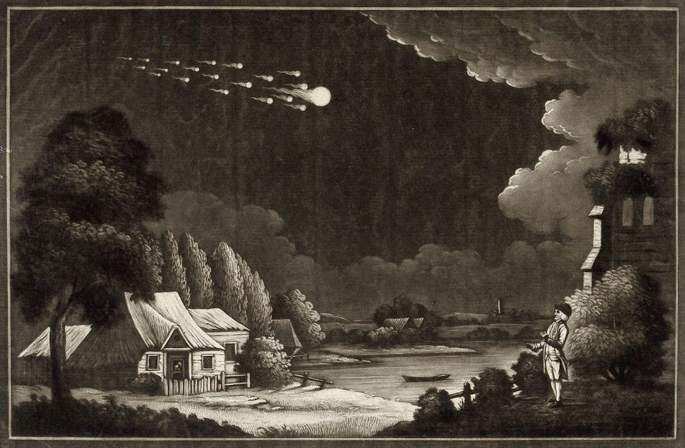 The Great Meteor of 1783