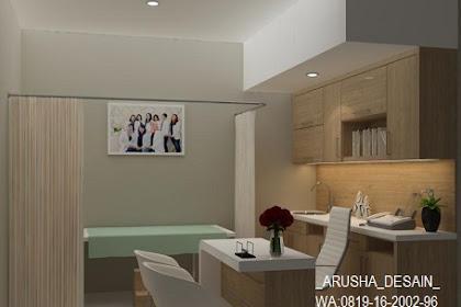 Design Ruang Periksa Klinik Kesehatan