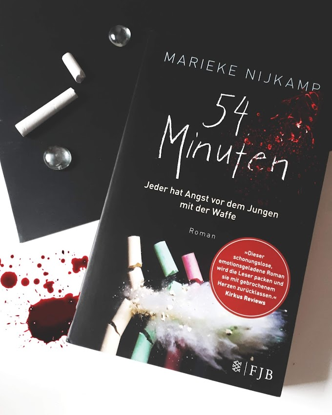 [Rezension] 54 Minuten von  Marieke Nijkamp