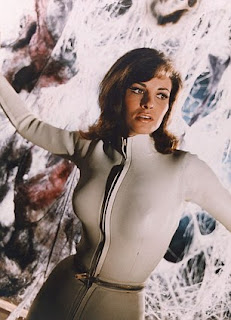 Raquel Welch Fantastic Voyage sexy skin tight diving suit