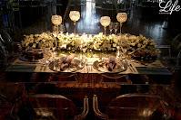 casamento com cerimônia na igreja são joão bastista em porto alegre e recepção na casa vetro com cerimonial e decoração elegante sofisticada luxuosa por life eventos especiais mesa de noivos