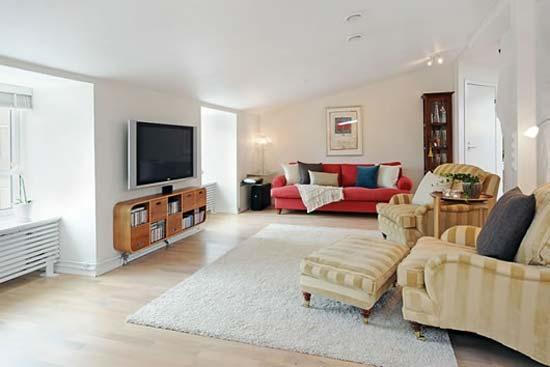 Swedish Residence 06 Living Room Area Rugs Jpg