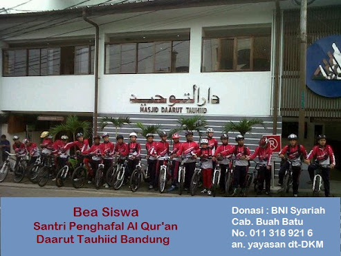 aqiqah daarut tauhid Bandung