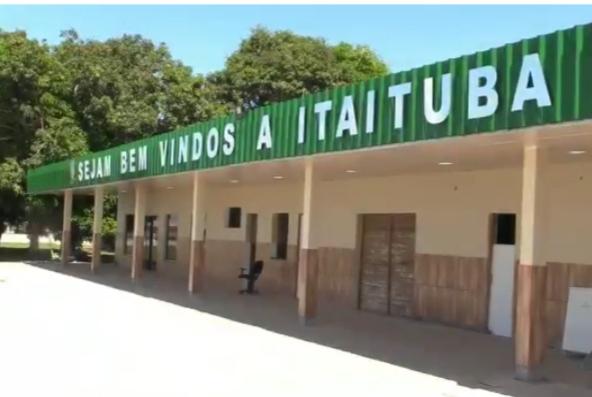 Comissão de segurança aeroportuária toma posse no aeroporto de Itaituba. A comissão vai contribuir para uma melhor segurança no aeródromo de Itaituba.