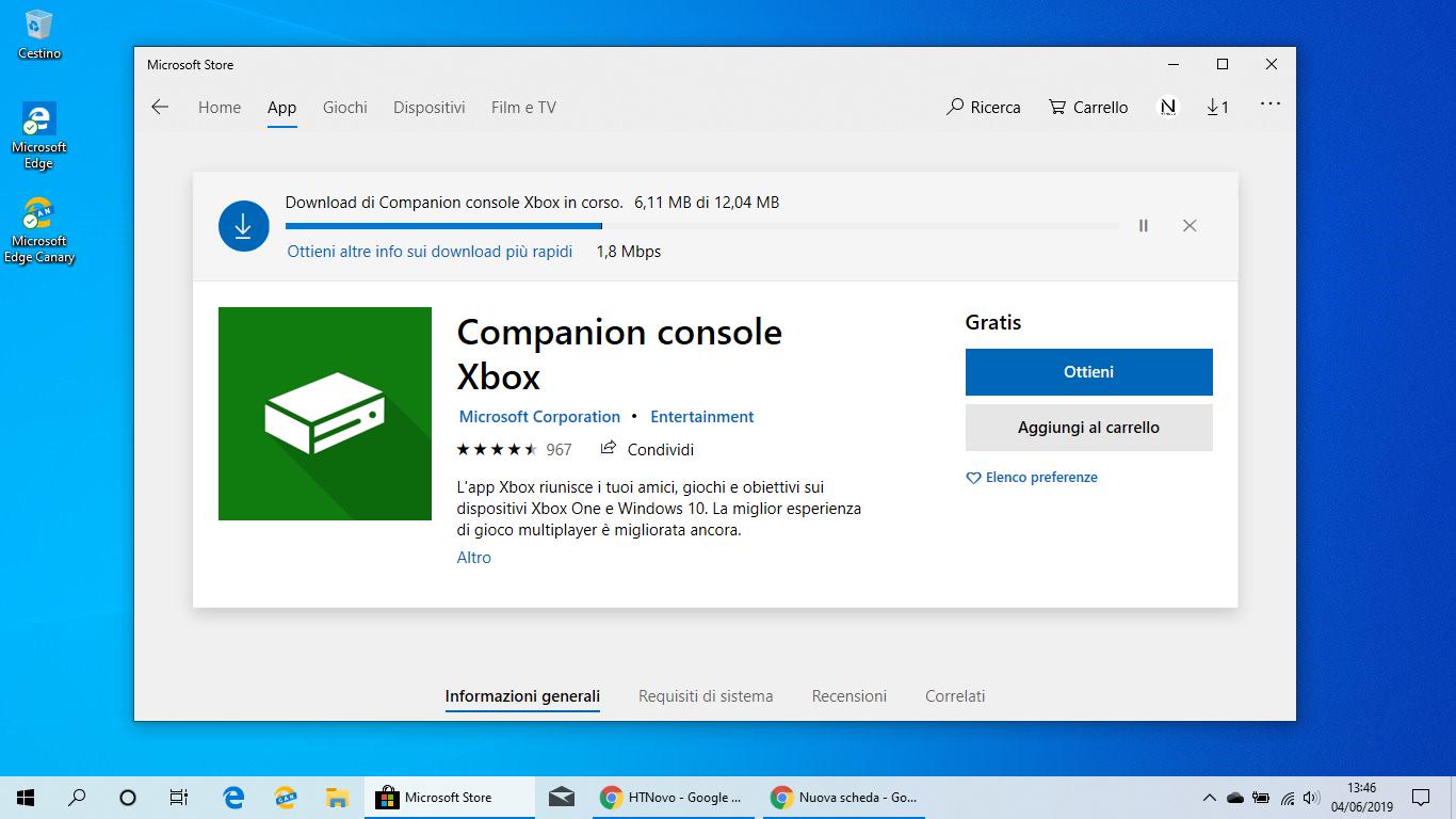 Companion-console-Xbox