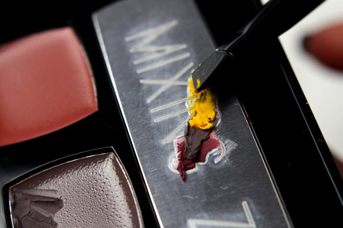 CATRICE Lip Artist Pro Palette selbst mischen