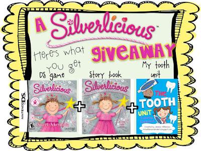 silverlicious writing activities