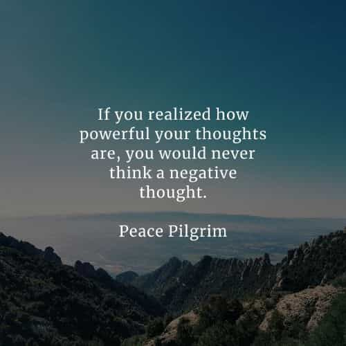Powerful quotes that'll imprint positivity to your mind